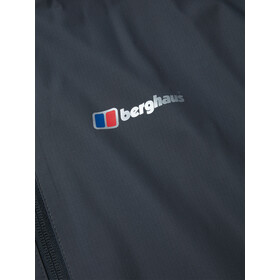 Berghaus Stormcloud Shell Jacket Herren carbon/lime green